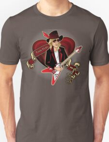 Tom Petty Portrait Unisex T-Shirt