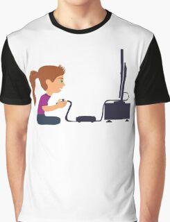 Gamer Girl Graphic T-Shirt