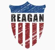 Reagan Patriot Shield T-Shirt