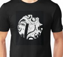 Night Cat Unisex T-Shirt
