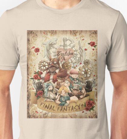 Nine Party Fantasy Unisex T-Shirt