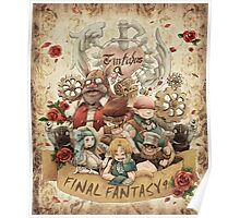 Nine Party Fantasy Poster