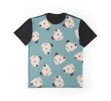 Millieu on bleu Graphic T-Shirt