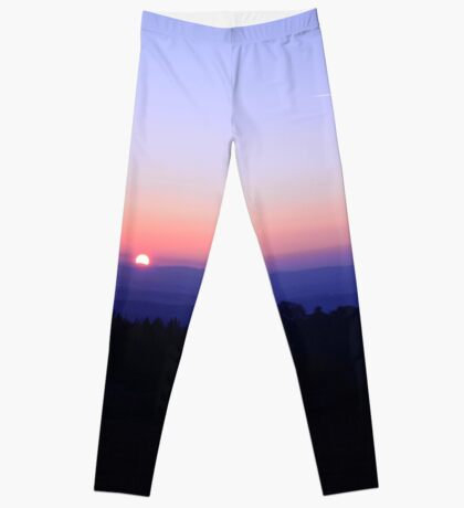 Tuscan Sunset I Leggings
