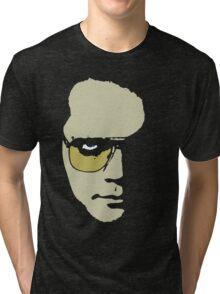 Author. Dreamweaver. Visionary. Plus Actor.  Tri-blend T-Shirt
