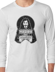 Sirius is my homeboy Long Sleeve T-Shirt