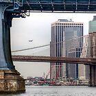 East River Cityscape by njordphoto