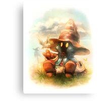 Happy Vivi Metal Print