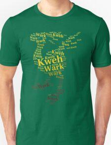 Chocobo Typography T-Shirt