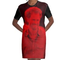 Prince Harry - Celebrity Graphic T-Shirt Dress