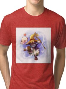 Vivi & Moguri Tri-blend T-Shirt