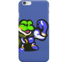 Frog Wins! iPhone Case/Skin