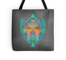 The Darkest Night Will End and the Sun Will Rise (Scarab) Tote Bag