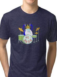 Ice king's skins (color) Tri-blend T-Shirt