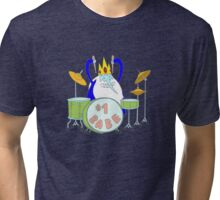 Ice king's skins (color) Tri-blend T-Shirt