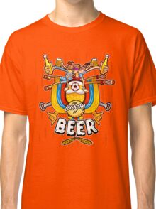 The Country of Beer! Classic T-Shirt