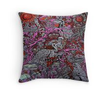 Birdwatching in the 4th Dimension 2014 Throw Pillow
