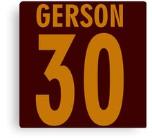 gerson 30 Canvas Print