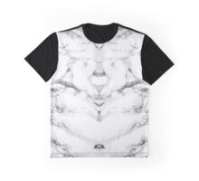 Marble BLCK Graphic T-Shirt