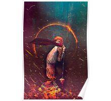 Ashes | Fire Goddess  Poster