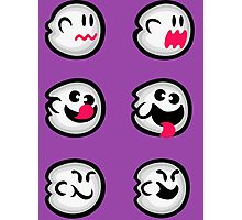 Boo Diddly Set Photographic Print