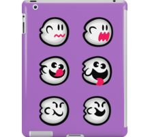 Boo Diddly Set iPad Case/Skin