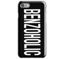 Benzoholic iPhone Case/Skin