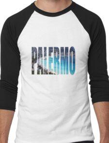 Palermo Men's Baseball ¾ T-Shirt
