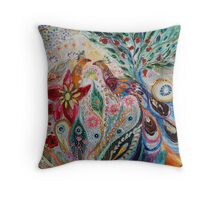The Keys of Light Throw Pillow