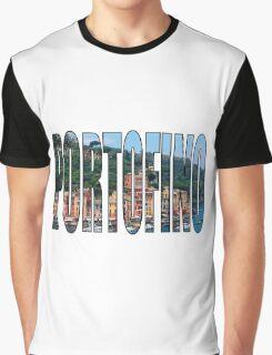 Portofino Graphic T-Shirt