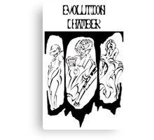 Evo Chamber Canvas Print