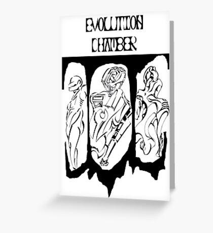 Evo Chamber Greeting Card