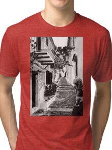 Mediterranean tranquillity Tri-blend T-Shirt