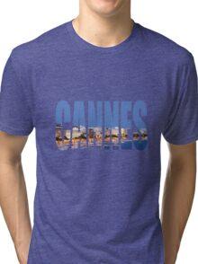 Cannes Tri-blend T-Shirt