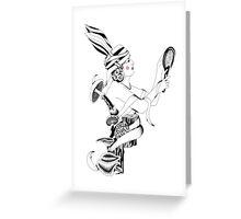 Beatrice Bunny  Greeting Card
