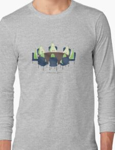 Conference Pears Long Sleeve T-Shirt