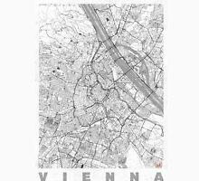 Vienna Map Line Unisex T-Shirt