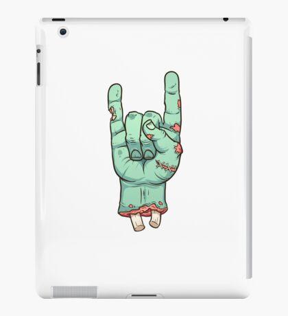 ROCK ZOMBIE! iPad Case/Skin