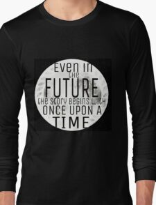 Cinder Long Sleeve T-Shirt
