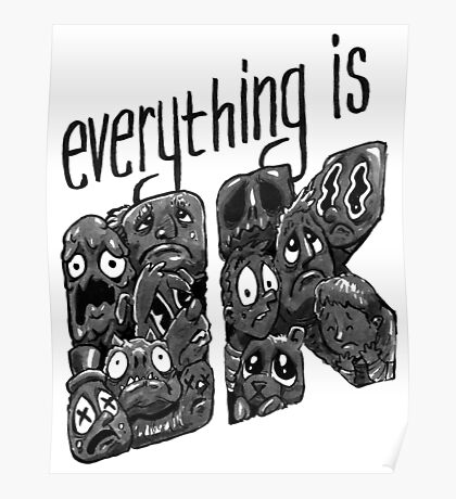 Everything is OK! Poster