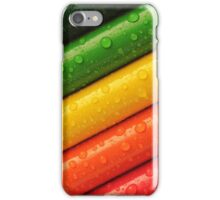 Fresh Colors iPhone Case/Skin
