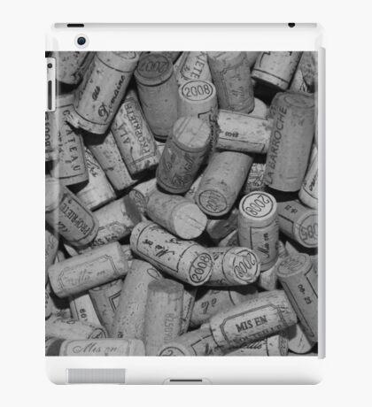 Weinkorken iPad Case/Skin