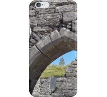 Arches of a Sunken Church iPhone Case/Skin