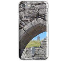 Arches of a Sunken Church iPhone Case/Skin