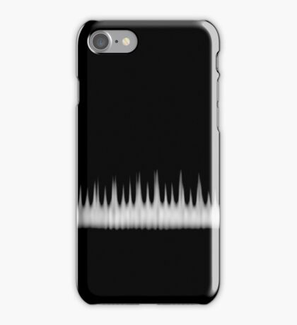 Piano keyboard iPhone Case/Skin