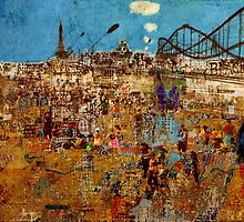 Day Trip to Blackpool  by Andy Mercer