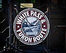 White Pass and Yukon Railway by Yukondick