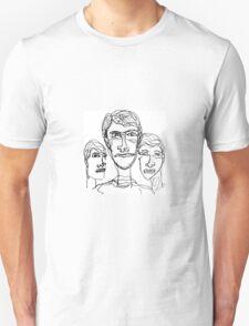 stooges Unisex T-Shirt
