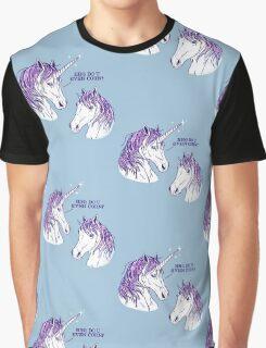 Brocorn Graphic T-Shirt
