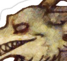 Faehound Sticker